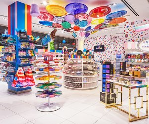 Dylan's Candy Bar's Upper East Side location looks like a real-life Candyland