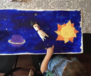 Have some out-of-this-world fun with our list of favorite toddler activities!