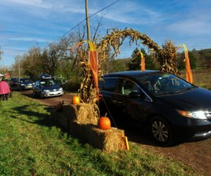 The D&R Greenway car parade returns as a drive-thru attraction in 2021