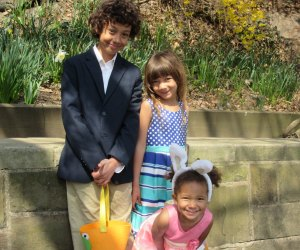 Dressing up for Easter? Make sure to capture the moment for prosperity. Photo by Jody Mercier