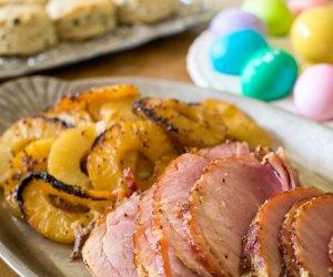 Easter Desserts, Easter Recipes, and Easter Brunch Ideas: Easter Ham Recipe