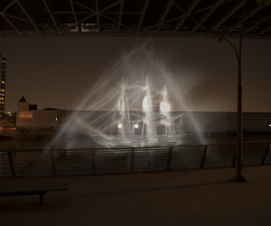 This fall, Ghost Ship sails to Race Street Pier.