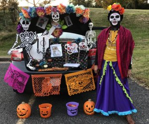 Trunk-or-treats are a fun alternative to trick-or-treating. Photo courtesy of boystown.org