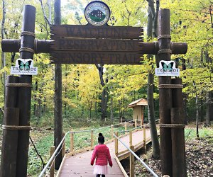 Explore the beautiful Watchung Reservation during Trailside Nature Center's Back to Nature Series this Saturday. Photo by Margaret Hargrove