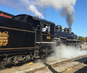 Ride the Essex Steam Train on a Connecticut day trip