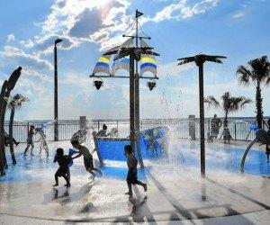 Eustis Aquatic Center at Ferran Park. Photo courtesy of City of Eustis