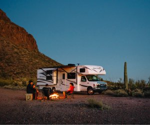 Type C motorhome, photo courtesy of GoRVing.com