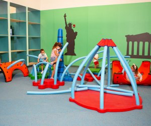 Visit this safe, fun, brand new play space in Livingston, New Jersey.