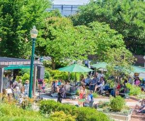 Howard Avenue Park. Photo courtesy of Explore Kensington