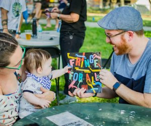 Orlando Fringe Festival. Photo by Ashleigh Gardner