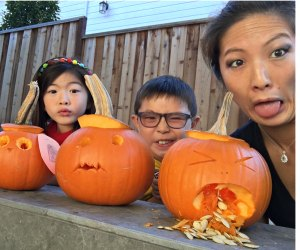 Show off your pumpkin carving expertise at a contest in Watertown (or your own house)! Photo by Jenny Cu/CC BY 2.0