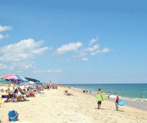 Fenwick Island Beach. Photo courtesy of Bethany Fenwick Area Chamber of Commerce