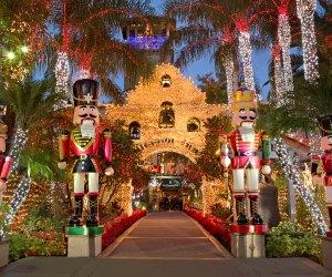 The Mission Inn Riverside Festival of Lights