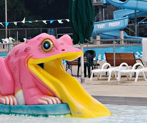 Water Playgrounds and Spraygrounds for Chicago Kids: Forest Park Aquatic Center