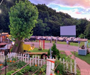 See a movie any night of the week at Four Brothers Drive-in in Armenia. Photo courtesy of the theater