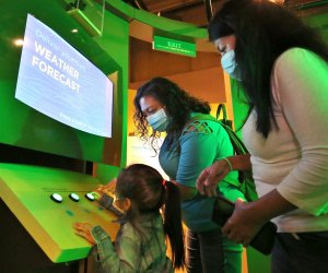 Unlock the secrets of artificial intelligence at Now/Next at the Franklin Institute. Photo courtesy of the institute