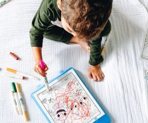 Make your world more colorful with printable coloring pages from Crayola. Photo courtesy of Crayola