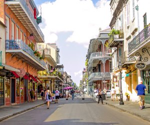 Explore Royal Street in the New Orleans French Quarter. Photo courtesy of New Orleans & Company