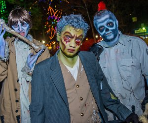 Six Flags Great Adventure's All-New Hallowfest. Photo courtesy of  Six Flags