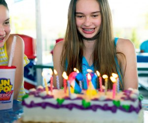 Fun Spot America's two locations  offer birthday party fun for all ages. Photo courtesy of Fun Spot America