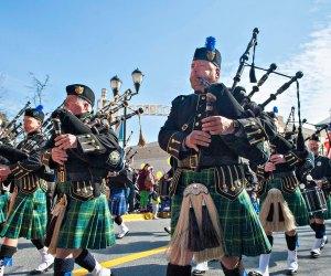 Celebrate Irish culture at Gaithersburg's St. Patrick's Day Parade. Photo courtesy of City of Gaithersburg