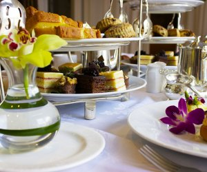 An elegant Mother's Day brunch awaits at the Garden City Hotel. Photo courtesy of the restaurant
