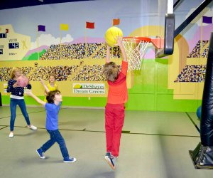 The Garden State Discovery Museum features a variety of themed play areas for kids.