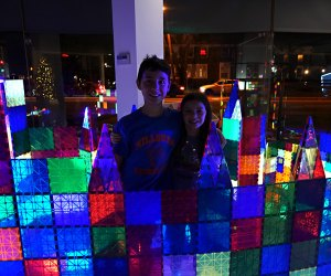 Enjoy a date night while the kids build fantastic structures at Genius Gems in Millburn, NJ.