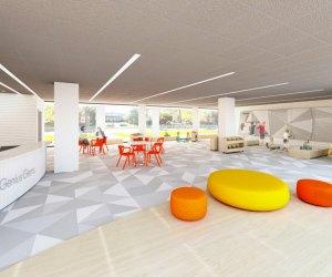 Architect's rendering of the brand-new Genius Gems space in Millburn.