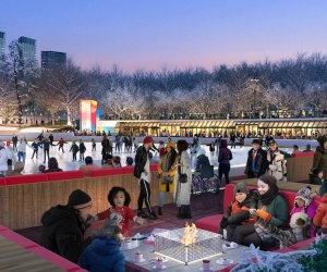 The winter skating season is on at Wollman Rink after Parks Department officials announced they've secured a new operating partner.