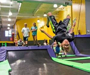 Photo courtesy of Get Air Trampoline Park