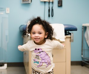 Connecticut Children's has seven locations offering pediatric gastroenterology services, including three in Fairfield County.