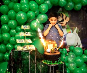 Kid's Indoor Birthday Parties in Houston: : Giggles and Fun