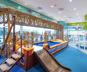 Best Indoor Playgrounds in LA: Giggles 'n' Hugs