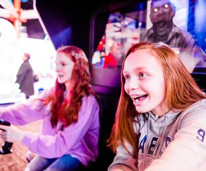 25 Things To Do with Kids on a Rainy Day in Boston: Apex Entertainment Center