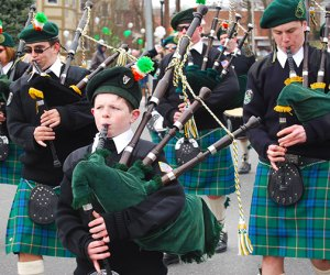 Glen Cove celebrates its Irish heritage on March 17. Photo courtesy of the Glen Cove Hibernians