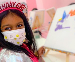 Glitter and Glam birthday parties offer plenty of pampering and more.