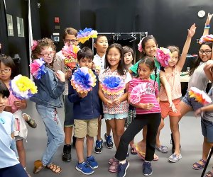 Children can enjoy art, music, acting, and more at Gold Coast Arts Center.