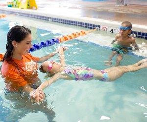 Goldfish Swim School swimming lessons