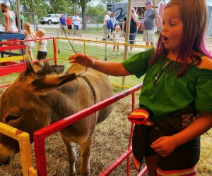 Fall Festivals offer many fun activities for kids. Photo courtesy of Ally Noel