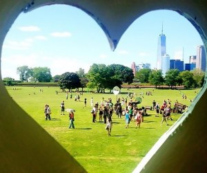 There's plenty for New Yorkers to love on Governors Island. Photo courtesy of Governors Island