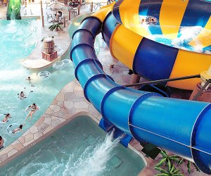 Great Wolf Lodge offers a complete family adventure.
