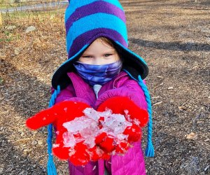 The Greenburgh Nature Center offers a variety of fun and engaging family programs. Photo courtesy of the Center