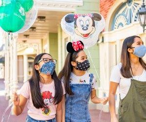 But, when can we go back? Photo by Matt Stroshane/Disney