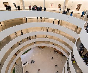 The Guggenheim Museum is one of 47 New York City institutions that participate in the Culture Pass Program. Photo by Moody Man via Flickr