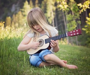 Homeschool Learning Centers near Los Angeles: Follow a passion, like guitar playing
