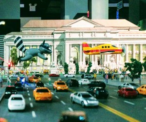 Gulliver's Gate, the Times Square attraction showcasing major cities in miniature form, closed in 2020.