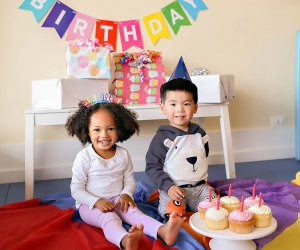 Gymboree will create a private, personalized party experience filled with kid friendly activities.