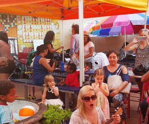 Habana Outpost hosts family-friendly events in its backyard
