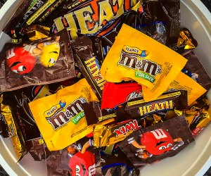 Brighten someone else's day when you donate Halloween candy. Photo by Timothy Valentine via Flickr